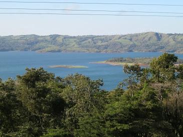 Lake Arenal view lots